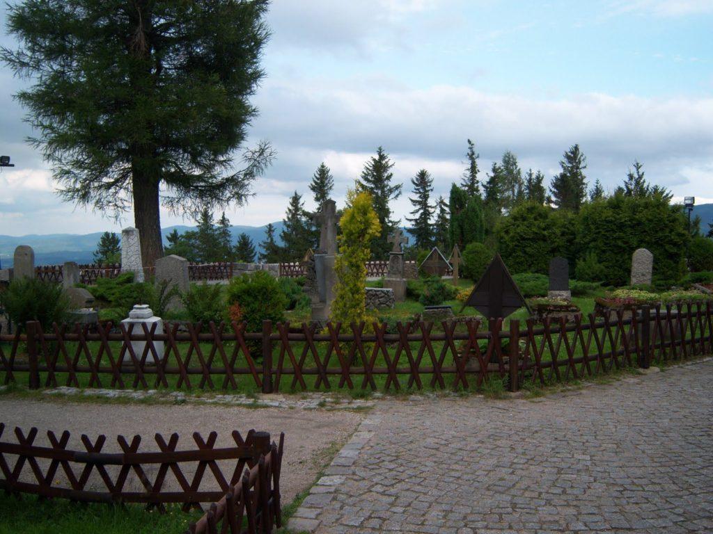 Cmentarz Wang