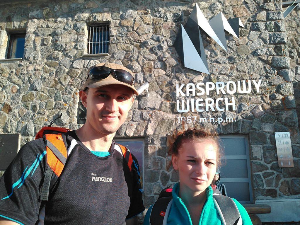 Stacja Kolei na Kasprowym Wierchu