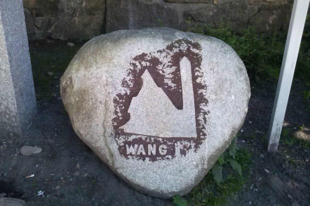 Kamień Wang