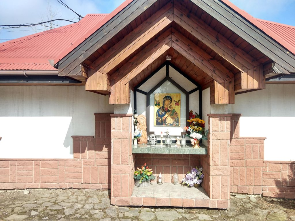 Kaplica na Magurce