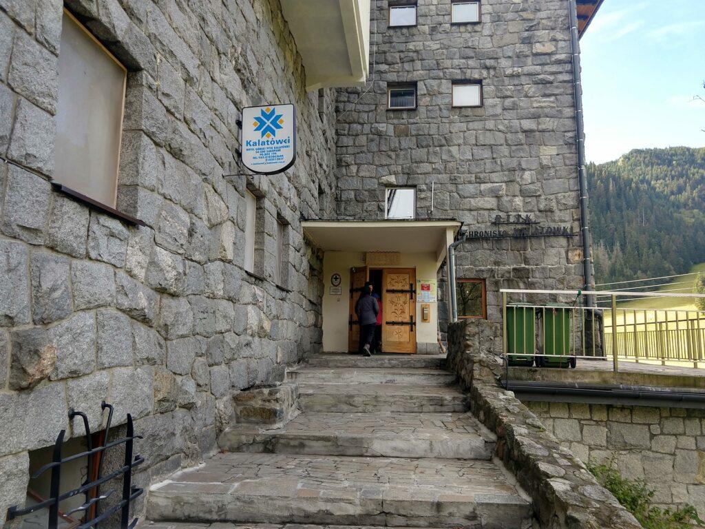 Hotel Górski Kalatówki
