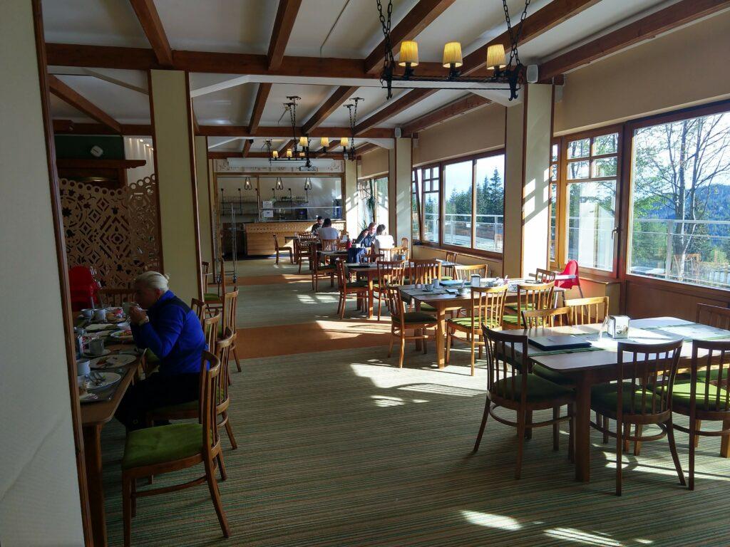 Restauracja Hotel Górski Kalatówki