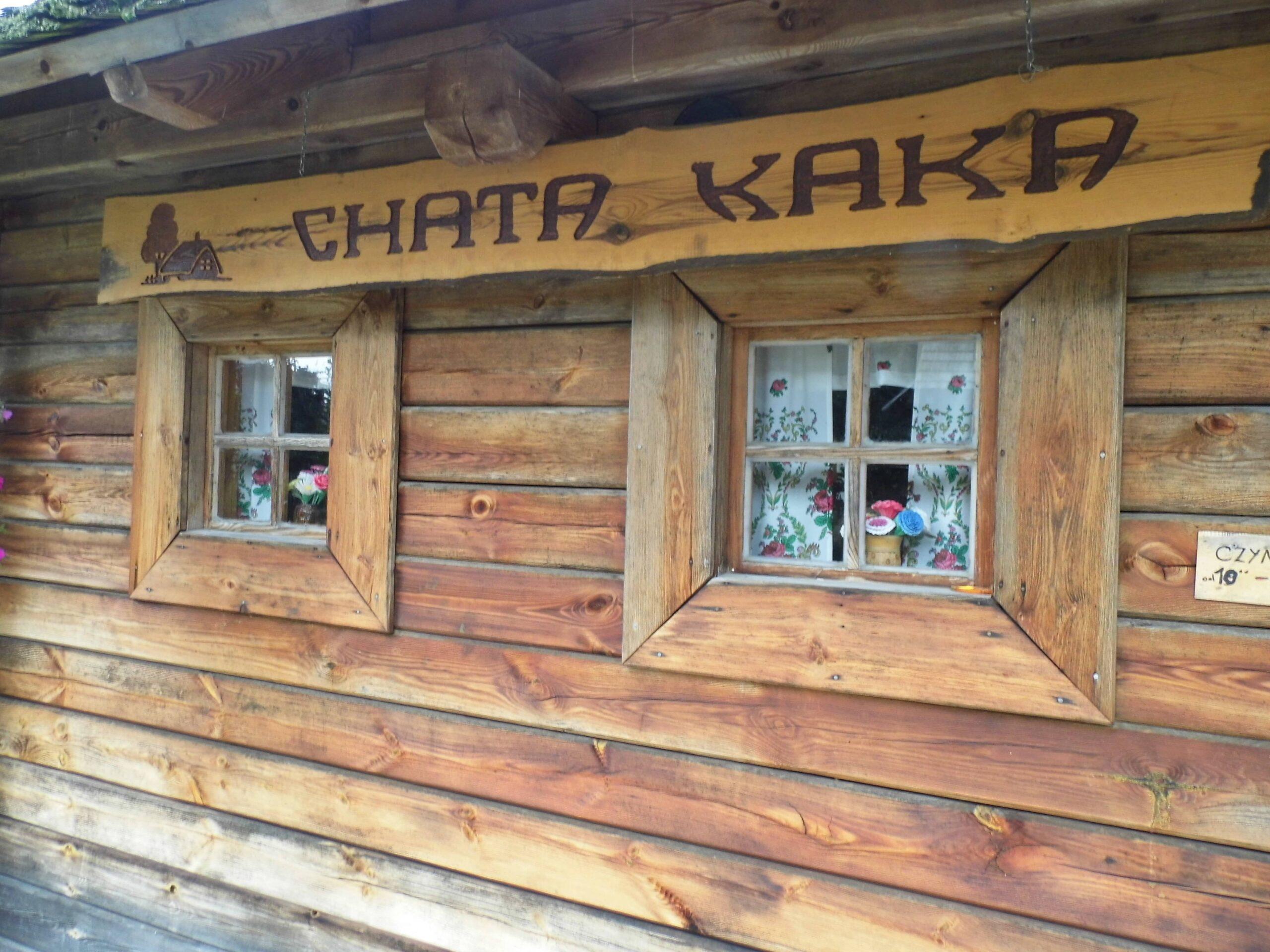 Chata Kaka