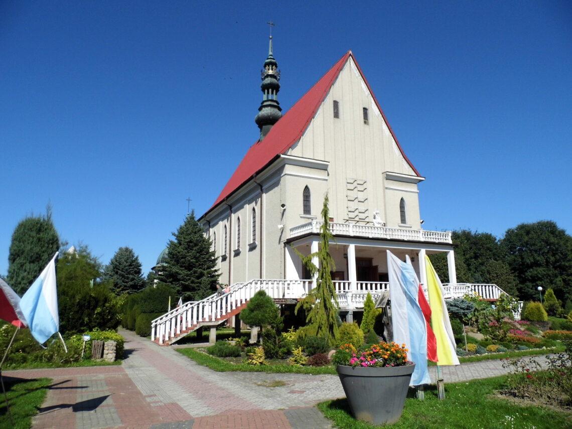 Sanktuarium Kałków-Godów